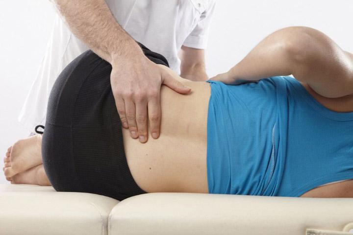 Лечение тазовых болей остеопатией